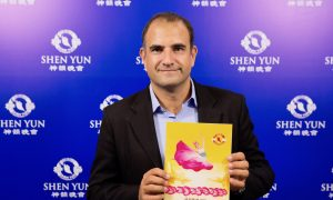 Cultural Director Finds Joy, Hope, Tranquility in Shen Yun
