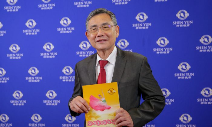 Shen Yun Is the Pride of the Chinese People, Tainan Deputy Mayor Says