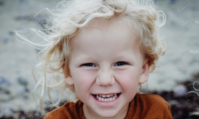 A 3-year-old boy in Tasmanian choked to death on a bouncy ball.  (FOREVER THREE, FOREVER FREE/GoFundMe)
