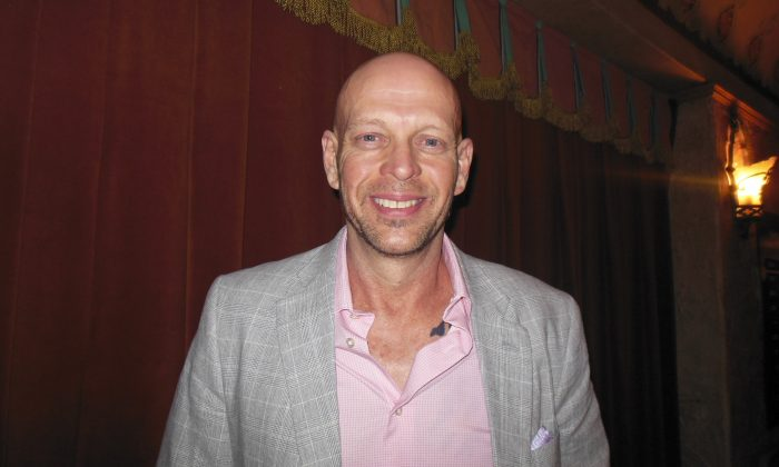 Mortgage Banker: Shen Yun 'Made me feel very peaceful inside'