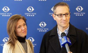 Accounting Director Says Shen Yun Helps Him Understand China Better