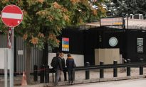 US Embassy in Ankara Says Will Be Closed on Monday Due to Security Threat