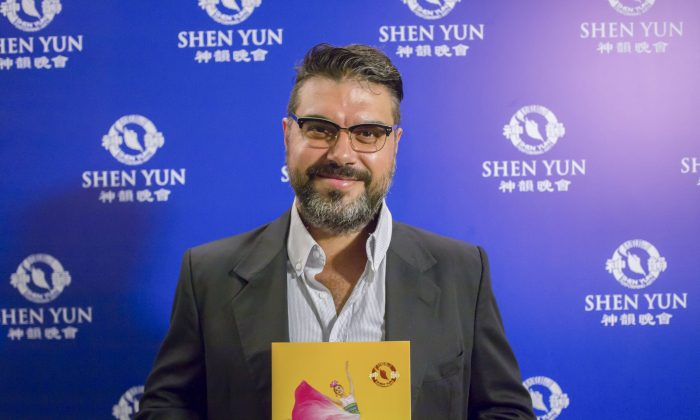 Shen Yun Expresses 'Divine Magic,' Opera Singer Says