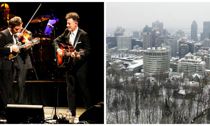 Lyle Lovett performs during Day 7 of the 2013 Festival International de Jazz de Montreal on July 4, 2013 in Montreal, Canada. (Raffi Kirdi/Getty Images) / 