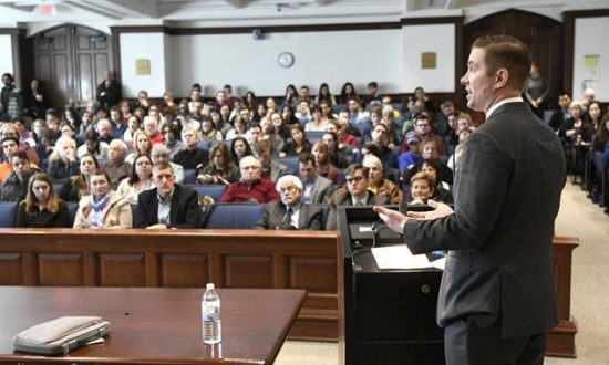 Former Prisoner Is Now a Law Professor at a Prestigious School