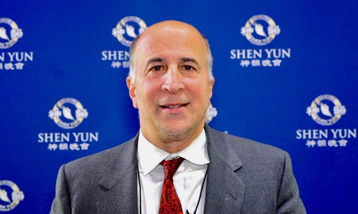 Shen Yun 'Has All the Right Messages for Society,' Philadelphian Councilman Says