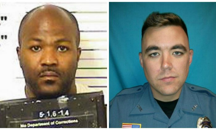 James Waters (L) and Christopher Ryan Morton. (Missouri Department of Corrections; Clinton Police Department)