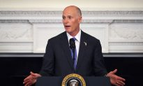 Florida Governor Rick Scott Sues Over Delayed Ballot Updates