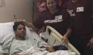 Florida School Shooting Victim Undergoes Emergency Surgery