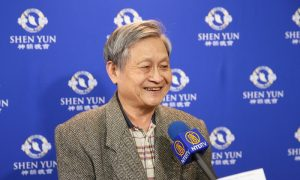 Composer: Wants to Use Shen Yun Music Arrangement as a Reference