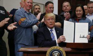 Trump Says US and Australia Working on Agreement to Avoid Steel and Aluminum Tariff