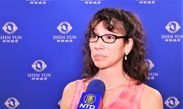 'I've never seen anything like' Shen Yun, Former Dancer Says