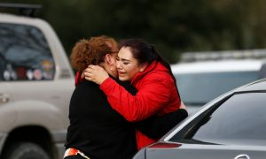 Gunman and Three Hostages Found Dead at California Veterans Home