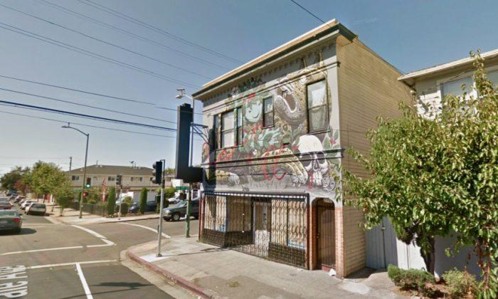Hasta Muerte Coffee shop in the Fruitvale neighborhood of Oakland, California. (Screenshot via Google Maps)