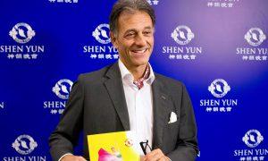 Shen Yun Makes You Peaceful and Kind, Austrian Ambassador to Argentina Says