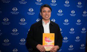 Shen Yun Wows Taiwanese Philharmonic Association Representative