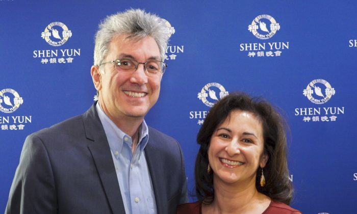 Executive Director Feels He Is Taken Back in Time at Shen Yun