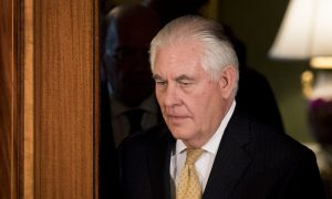 Rex Tillerson Out As Secretary of State, Trump Appoints CIA Director Mike Pompeo to Take Over