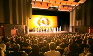 'The dancing was breathtaking,' Company Executive Says