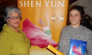 Shen Yun Like a Peaceful Meditation, Theatergoer Says