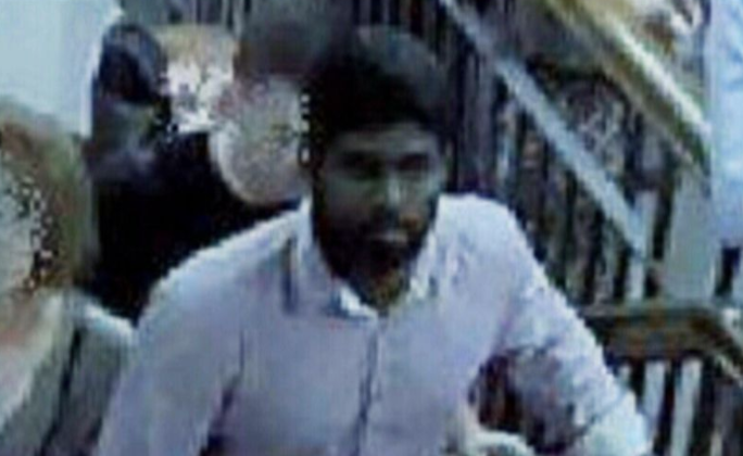Police released this photo of the suspect who allegedly assaulted a 12-year-old girl on a train in Sydney. (New South Wales Police)