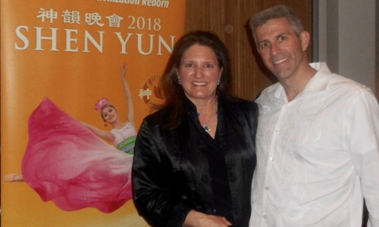 Shen Yun Makes Me Feel Very Peaceful and Positive, Psychologist Says