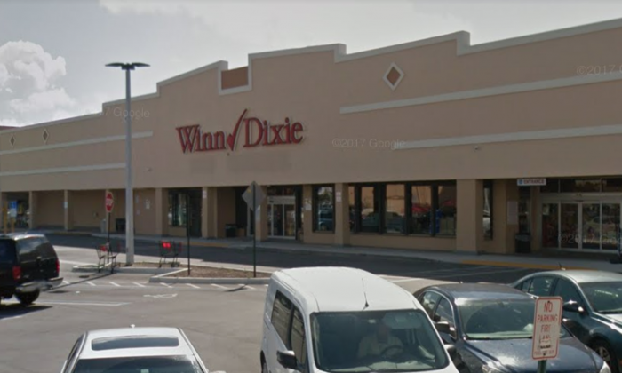 A Winn-Dixie store in Cutler Bay, Florida. (Screenshot Via Google Maps)
