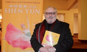 Author: Shen Yun's Music Was Heavenly