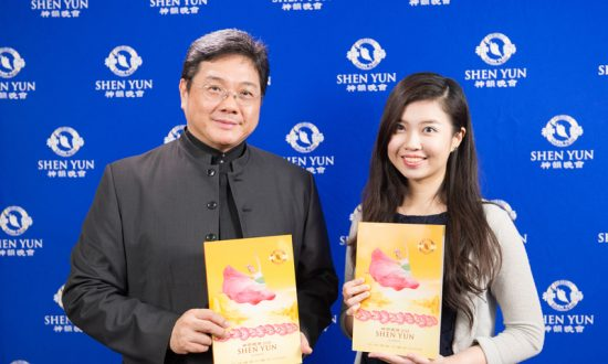 Taiwan Chorus Conductor Is Deeply Touched by Shen Yun