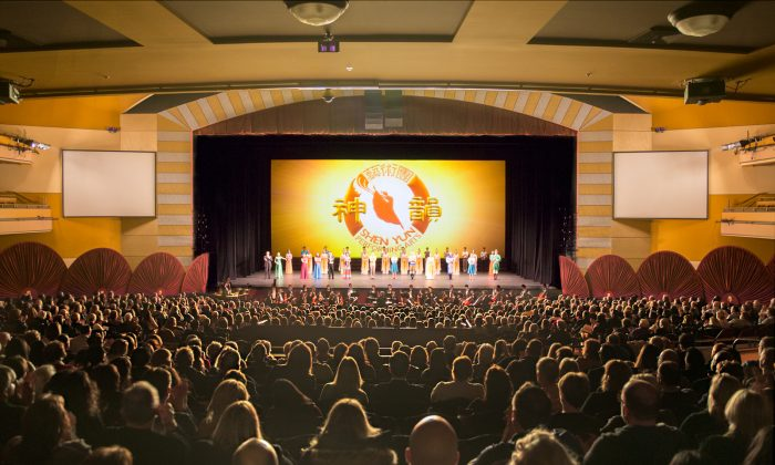 Shen Yun Gives Rare Opportunity to Learn About Chinese Culture