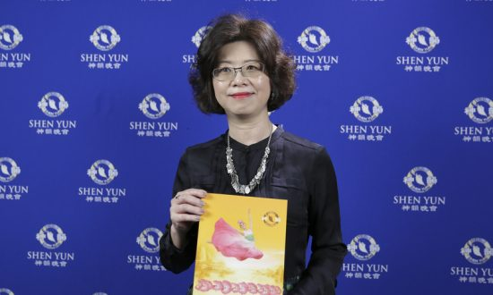 Construction President Wants to Apply Shen Yun's Aesthetics on Her Buildings