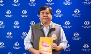 Shen Yun's Music 'Speaks to the Goodness in People,' Professor Says