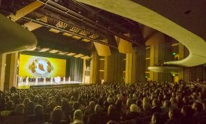 Global Account Director Enjoys the Music at Shen Yun