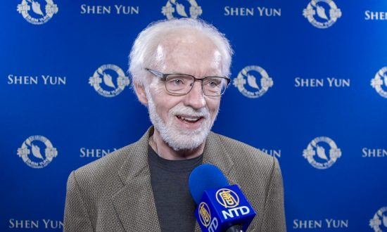Shen Yun 'Brings Tears and Great, Great Joy,' CEO Says
