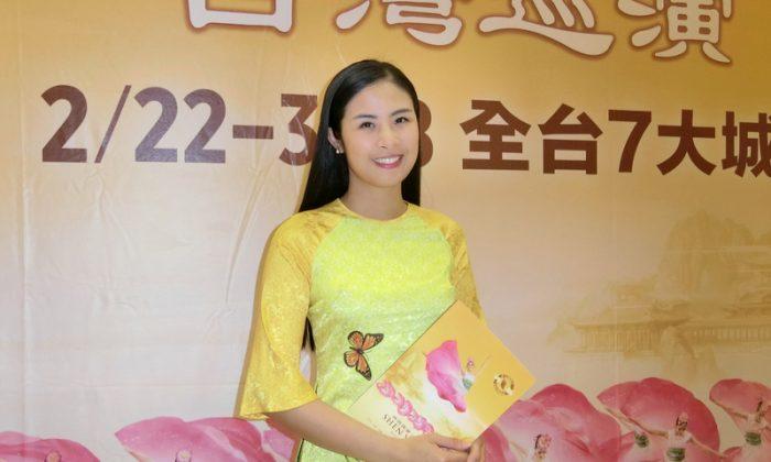 Shen Yun Brings Us Spiritual Ambiance, Former Miss Vietnam Says
