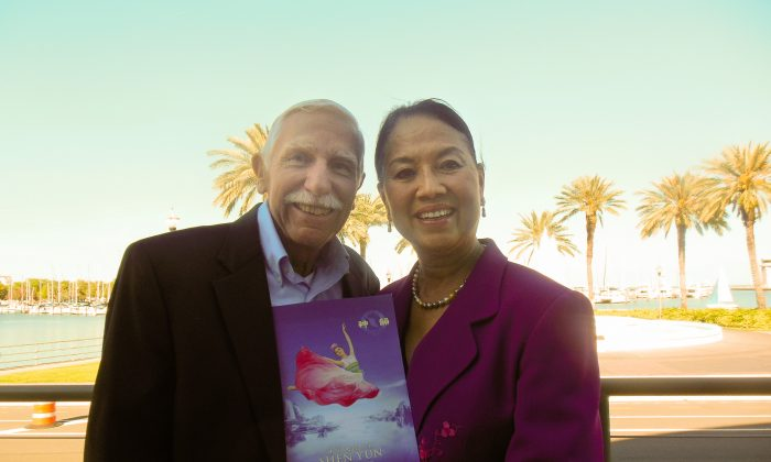 Retired Bank Vice President Would Like to See Shen Yun Again