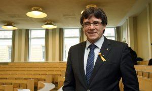Former Catalan Leader Facing Arrest in Finland