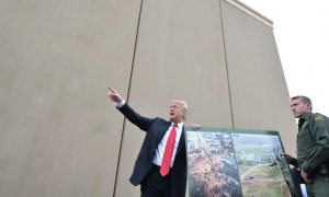 Did Trump Just Hint at Building the Border Wall Using the Military?