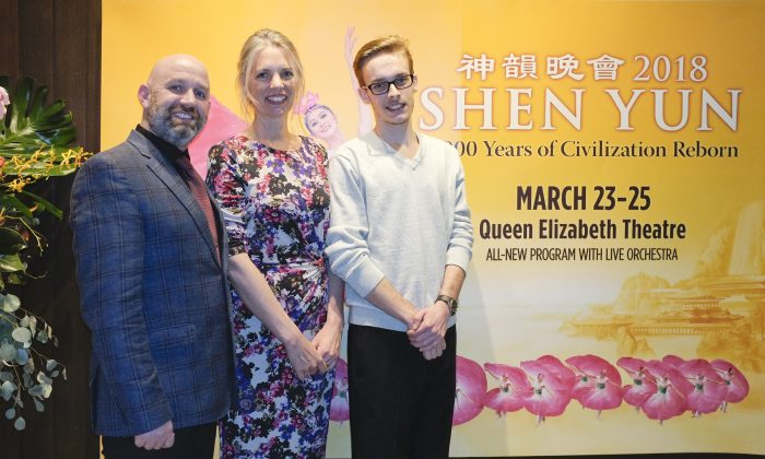 Interior Designer Thrilled With Shen Yun