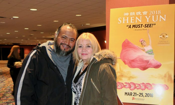 Theatergoer Says, Watching Shen Yun, 'I was in China of a different age'