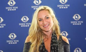 Shen Yun 'Made Me Want to Be a Better Person,' Actress Says