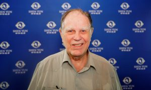 Compassion Comes Through at Shen Yun, Retired College President Says