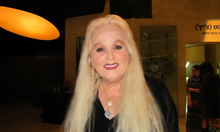 Famous Israeli Singer Miri Aloni: Shen Yun Cleansed My Heart
