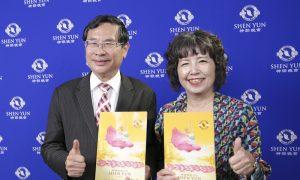 Mayor Returns to Find Joy at Shen Yun