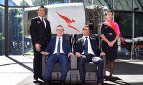 Qantas Airways Makes First Non-Stop Flight Between Australia and Europe