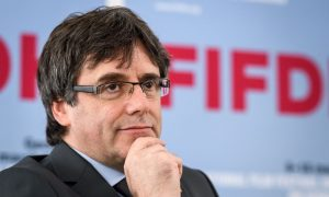 Catalan Ex-head Puigdemont to Appear in German Court After Protests Flare