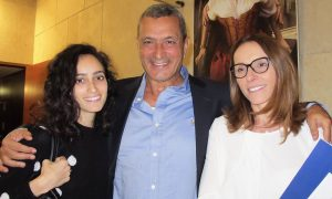 Shen Yun 'Was Very Moving,' Says Founder of Israel's Largest Independent Insurance Company