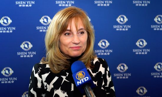Shen Yun 'Was Just Magical,' University Director Says