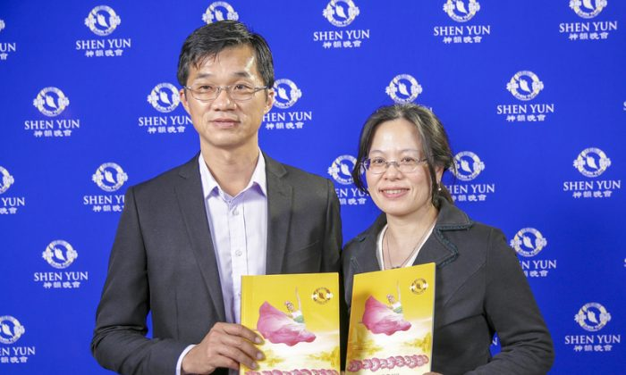 Shen Yun's Dancers 'Spoke From Their Heart,' Legislator Says