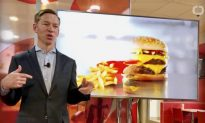 McDonald's Will Use Fresh Beef In Burgers